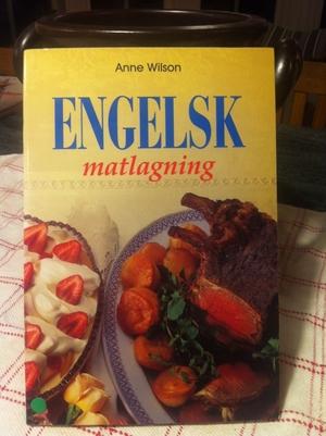Engelsk matlagning