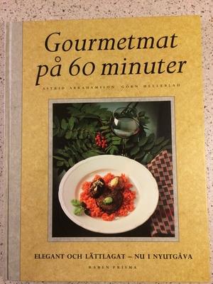 Gourmetmat på 60 minuter