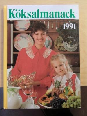 Köksalmanack 1991