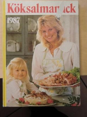 Köksalmanack 1987