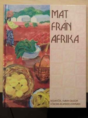 Mat från Afrika
