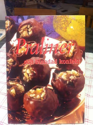 Praliner och blandad konfekt