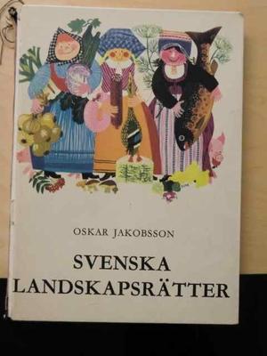 Svenska landskapsrätter